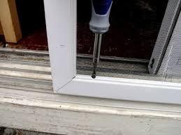 Patio Screen Door Repair Sliding Screen Door Repair About Remodel Fabulous Home Design