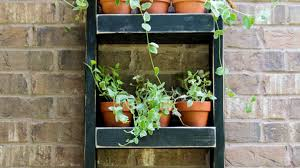 Wall Garden Planter by Wall Planters Outdoor M4n Patio Collection