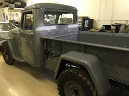 willys jeep truck willys jeep pick up revivaler