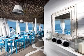 il riccio u2013 stylish waterfront restaurant in idesignarch