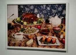 thanksgiving dinner picture of contemporary arts center