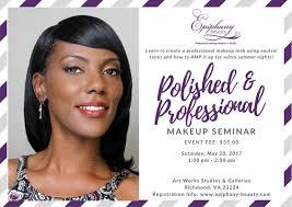 makeup classes in richmond va polished and professional makeup seminar tickets sat may 20