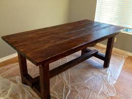 rectangular dining room tables make a rustic dining room tables home decorations ideas