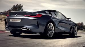 bmw concept car bmw concept 8 series shown u2013 production in 2018