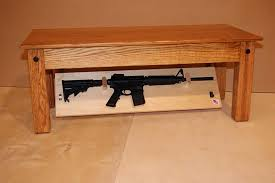 Gun Cabinet Coffee Table by Gun Safe Coffee Table For Sale Coffee Table Ideas Designs And