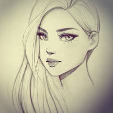 best 25 female drawing ideas on pinterest drawing people