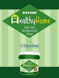 solve the summer heat by painting your roof with boysen cool