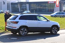 skoda yeti 2018 2018 skoda karoq suv tail light hd images car preview and rumors