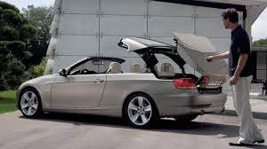 bmw 328i convertible review 2008 bmw 335i convertible two timer autoweek