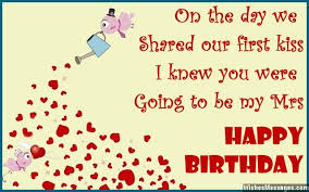 birthday sayings for husband from wife romantic birthday quotes
