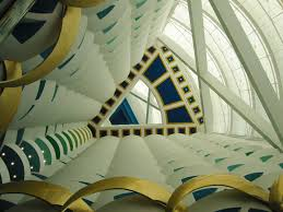 inside burj al arab free photo 1236099 freeimages com