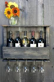 wine rack rustic wall mounted wine racks uk rustic wine rack