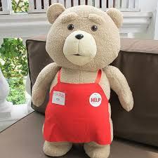 big teddy aliexpress buy hot sale big teddy ted 2 plush toys in