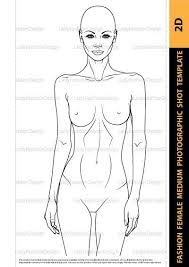 pictures female body drawing template drawing art gallery