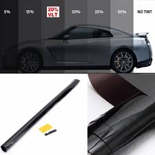 3m x 75cm 20 car auto van window tint film oneway mirror tinting