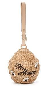 straw beehive bag beehive bag and fashion