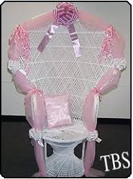 baby shower chair rentals baby shower wicker chair for rent the brat shack party store