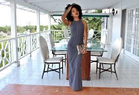 maxi dress minimal effort stylishlee