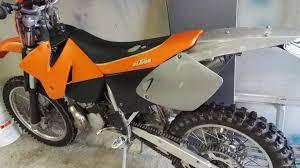 ktm 250 exc 250 cm 1999 paimio motorcycle nettimoto