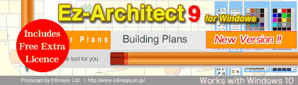 Top Floor Plan Software Floor Plan Design And Home Design Software Ez Architect Low Cost