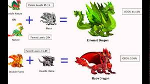 how to breed exclusive dragons in city new