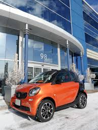 stanced smart car the smart fortwo smartens up wheels ca
