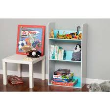 Blue Bookcases Kids Bookcases Kids Bedroom Furniture The Home Depot
