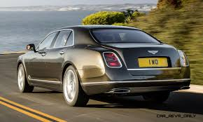 new bentley mulsanne bentley mulsanne speed is new for 2015 with 811 pound feet of