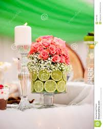 wedding table arrangement stock photo image of fancy 18991900
