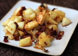 german cottage potatoes with bacon bratkartoffeln recipe