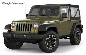 jeep rubicon green 2013 commando green thread jeep wrangler forum