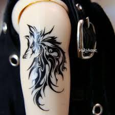 wolf tattoo behind ear wolf tattoos for women ideas designs tattoo chief