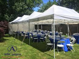 canopy rentals allcargos tent event rentals inc canopy rental packages