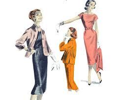 patron veste kimono des années 50 robe modèle slim fit robe fourreau manœuvre u0026