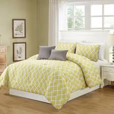 buy grey and yellow bedding sets from bed bath u0026 beyond