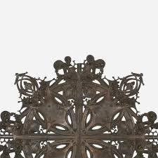 Louis Sullivan by 164 Dankmar Adler And Louis Sullivan Elevator Door Medallion