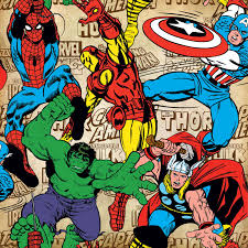 Lego Wallpaper For Kids Room by Marvel Comics Wallpaper And Borders Spiderman Hulk More Boys
