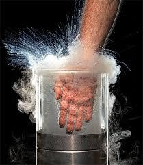 cuisine azote liquide l azote liquide physique de tous les jours