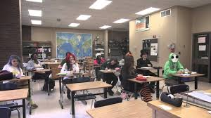 teacher plays halloween prank on student youtube