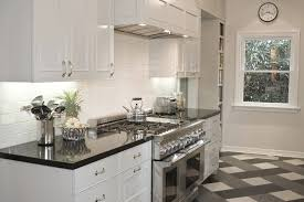 small black and white kitchen ideas white kitchen cabinets granite countertops outofhome