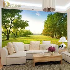 custom 3d mural wallpaper new scenic woods 3d stereo wallpaper