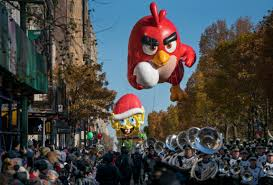 macy s parade macy s thanksgiving parade is of balloons and security