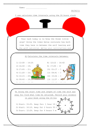 time intervals by hilly577 teaching resources tes
