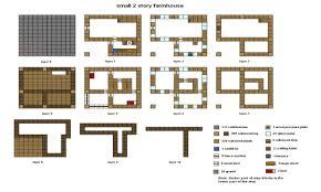 luxury idea minecraft small building plans 5 wooden house plan
