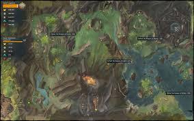 Gw2 World Map by Gw2 Sky Pirate Cache Achievement Guide Guild Wars 2 Life