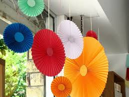 diy simple and easy paper decorations ideachannels