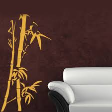 bamboo wall stickers promotion shop for promotional bamboo wall