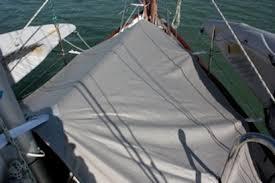 Sailboat Awning Sunshade More Shade U003d Cooler Boat