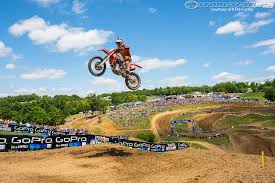 motocross races in ohio ama updates minimum age in motocross for 2017 motorcycle usa