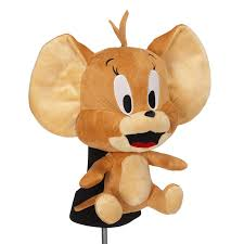 creative covers jerry mouse golf club driver novelty headcover